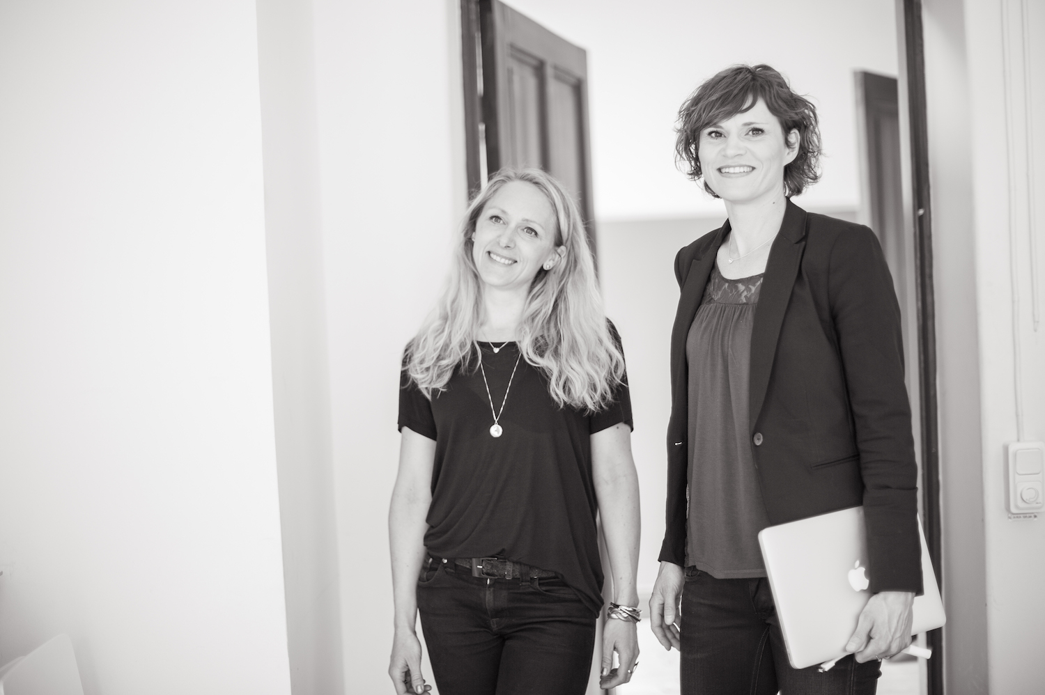 Kristina and Susanne, co-founders and management at 1928.